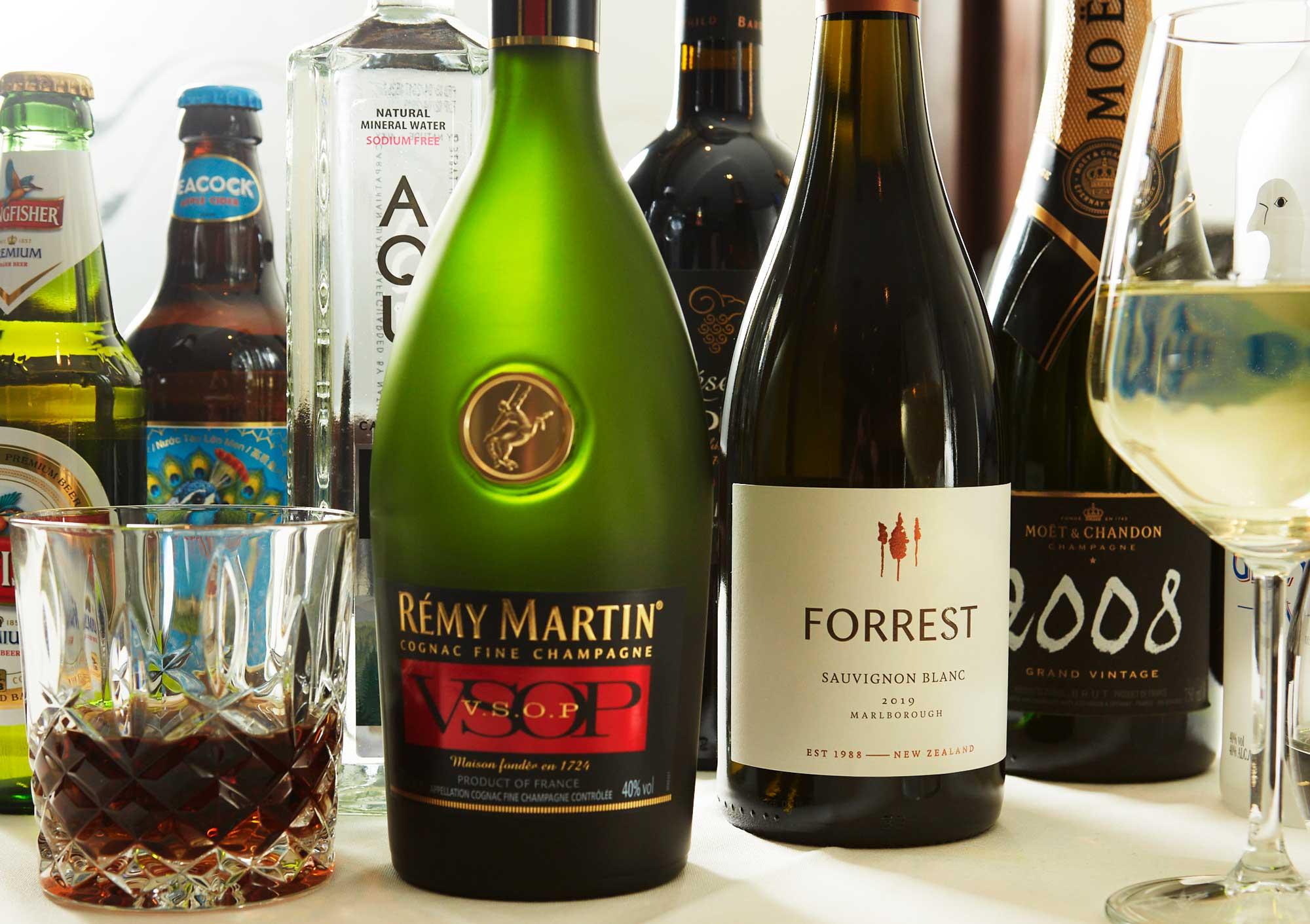Almas Indian Brasserie | Drinks
