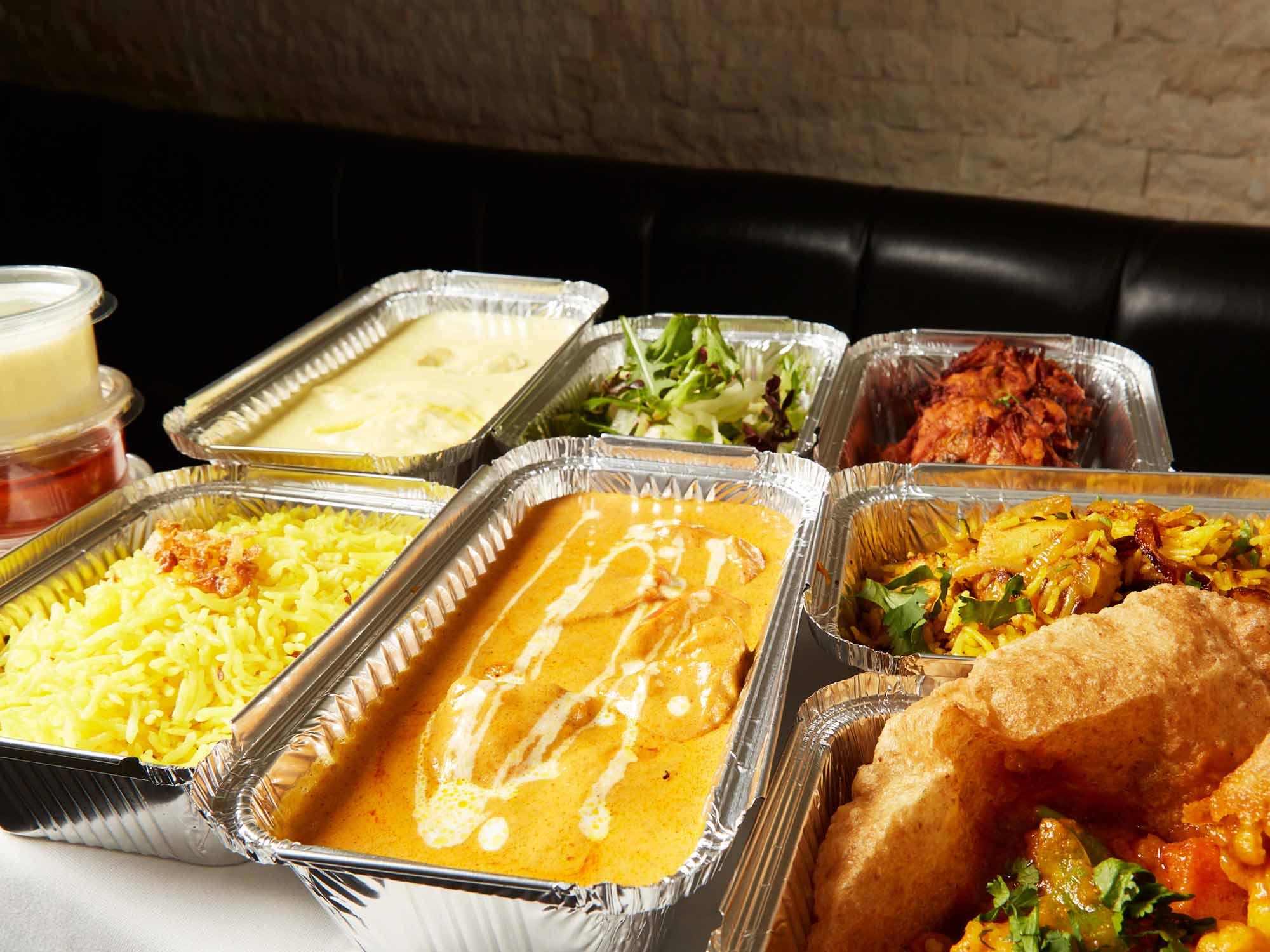 Almas Indian Brasserie | Take-Away